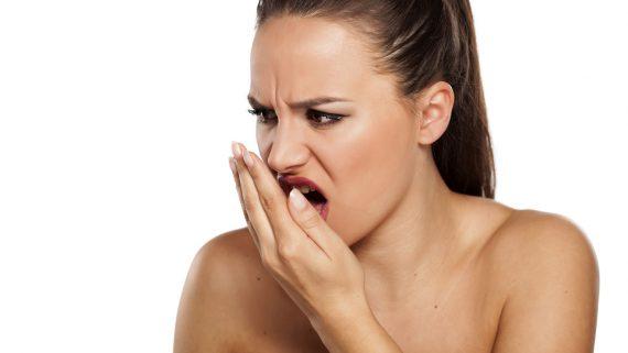 respiratie urat mirositoare halitoza